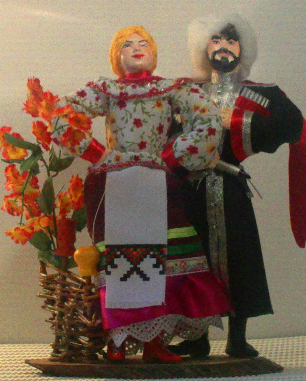 Кукла козак своими руками 89